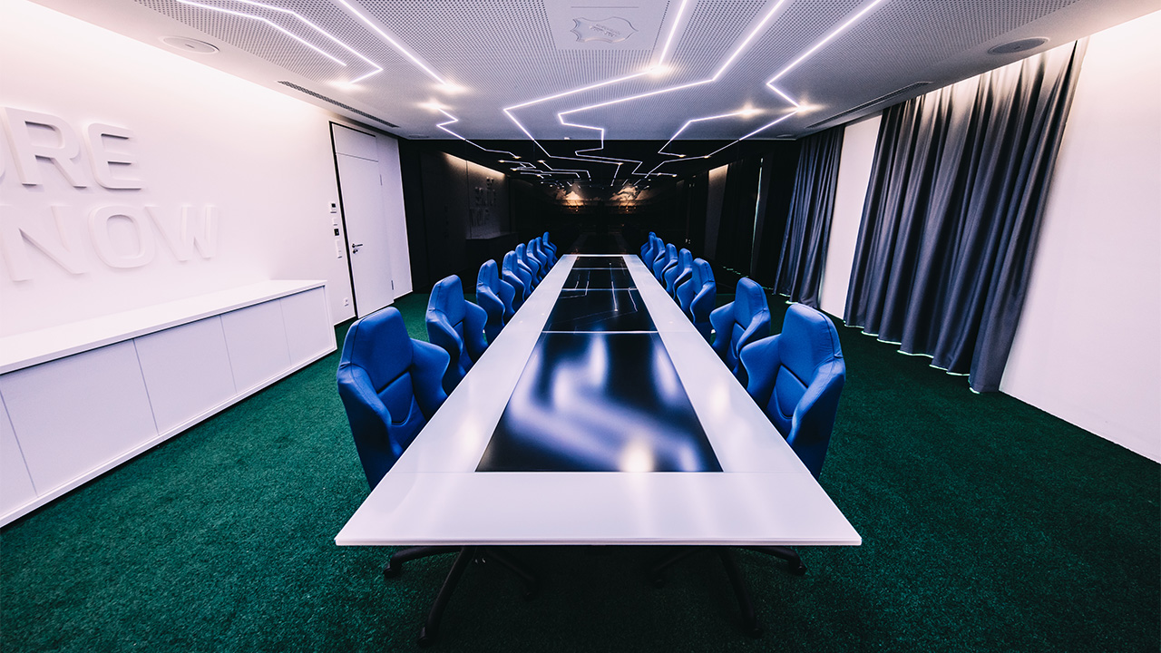 The Boardroom Of The Future Vstream Digital Media